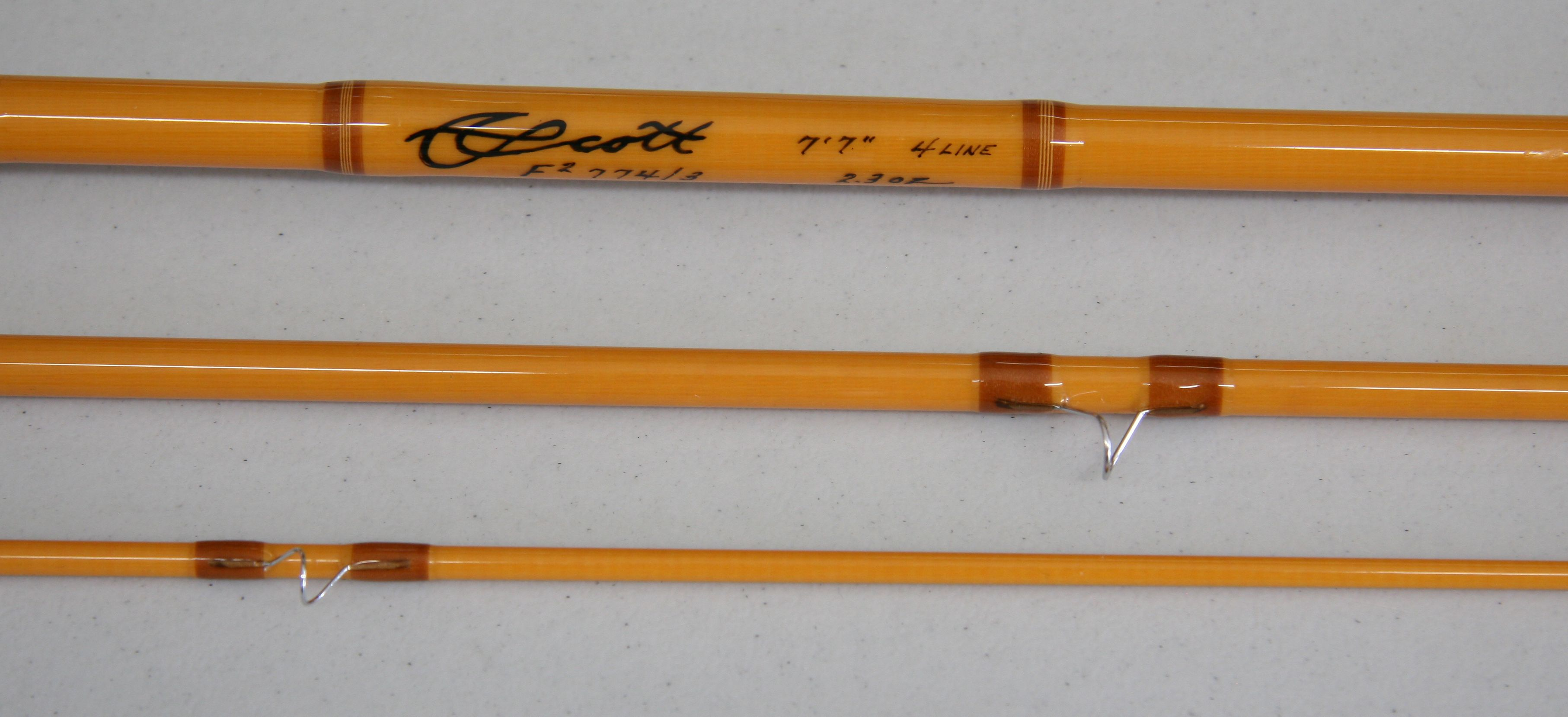 Rick 39 s rods vintage fly fishing rods and reels denver for Vintage fishing rods